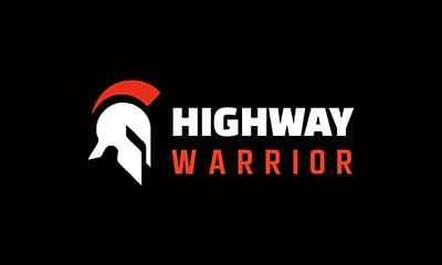 HIGHWAY WARRIOR లోగో