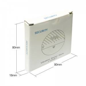 Wireless Gsm Burglar Alarm Vibration Door Burglar Alarm