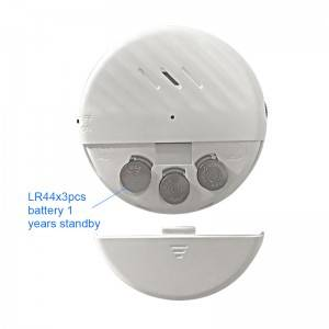 9mm Ultra thin door touch sensor alarm door window burglar alarm