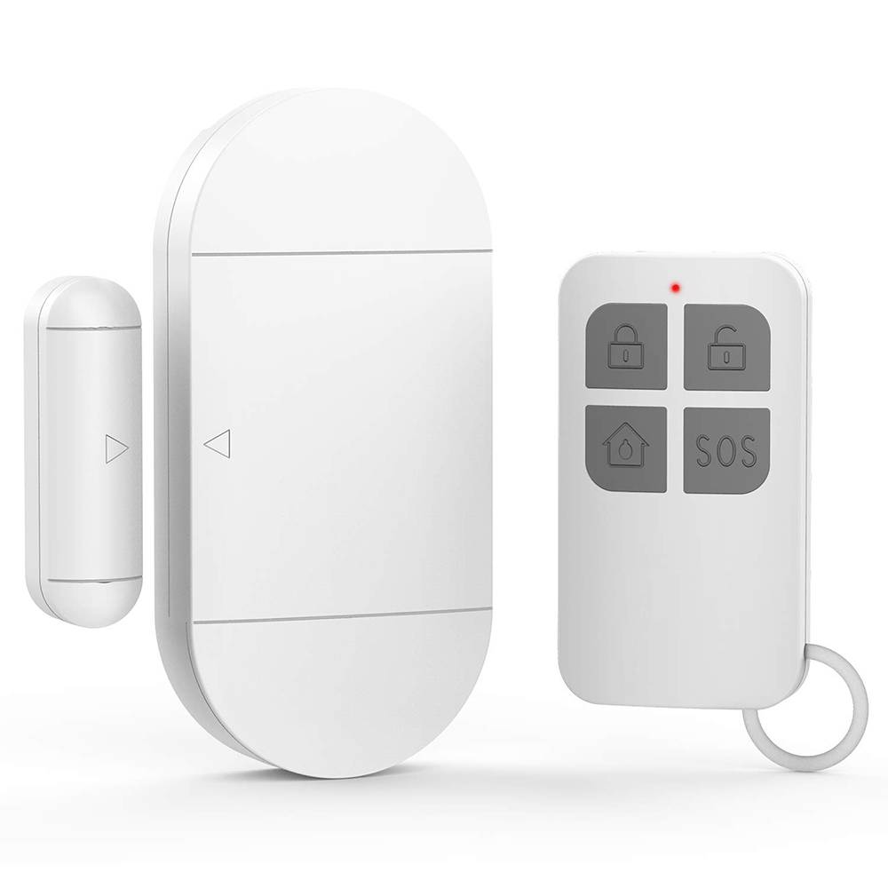 Personal safety device wireless apartment magnetic door window alarm sensors Featured Image