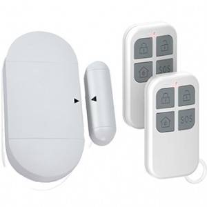 130dB Simple Installation Design Window Door Magnetic Sensor Alarm