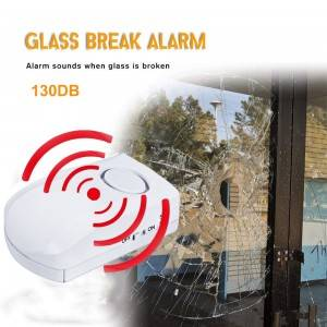 Top Quality Wireless Pir Motion Sensor Alarm Home Security Burglar Intruder Alarm System