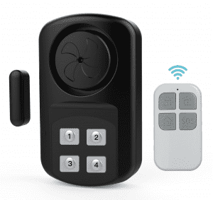 Bottom price Surface Mounted Garage Simple Door Sensor Loud Voice Alarm