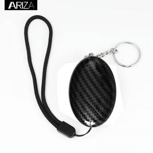 Survival Trauma Kit 130dB Safe Sound Personal Alarm Safety Keychain Mini Safety Alarm SOS Panic Alarm – Ariza