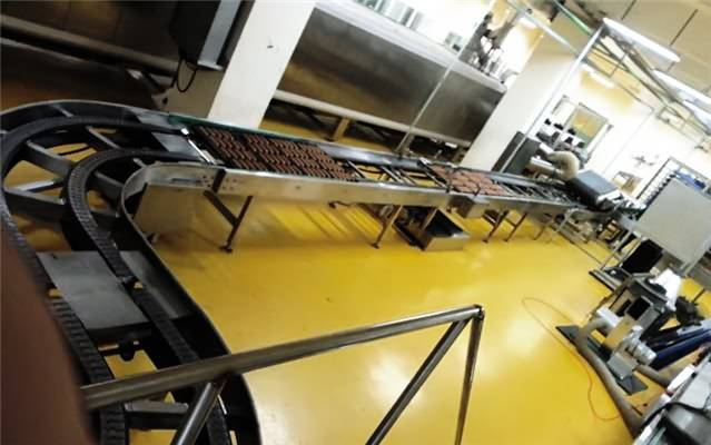 Bangladesh Puffed Food Processing Clean Room