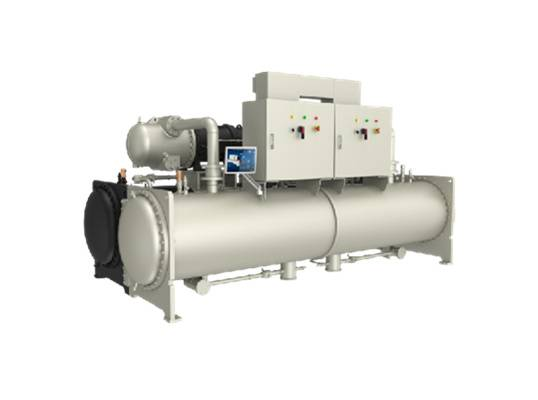 LHVE Series Permanent Magnet Synchronous Frequency Conversion Screw Chiller