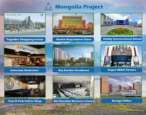 Airwoods HVAC: Mongolia Projects Showcase