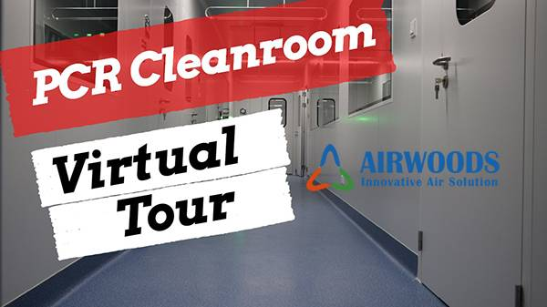 Disease Control Center PCR Cleanroom Virtual tour