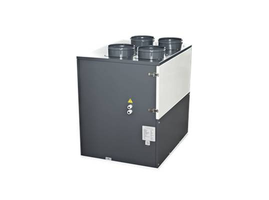 Vertical Type Heat Pump Energy Heat Recovery Ventilator