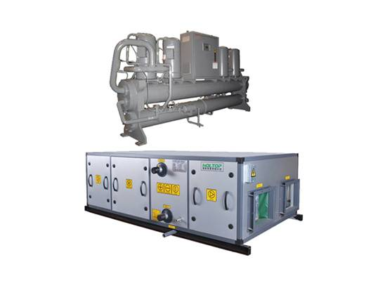 High Performance Vertical Air Handler Manufacturer -