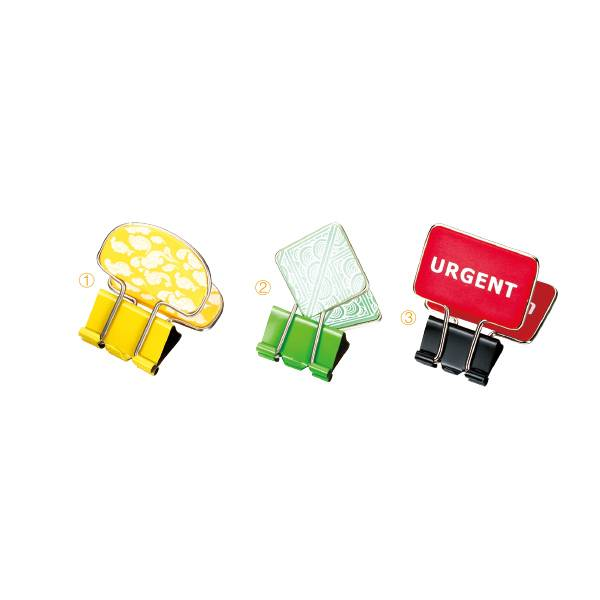 Online Exporter Producer Office Essentials - Memo Binder Clips – Aiven