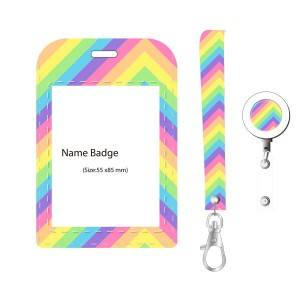 Name Badge Set