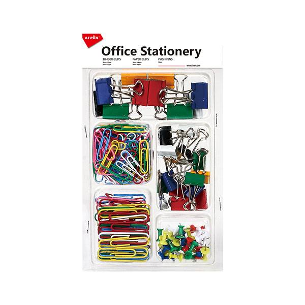 PriceList for Seller Desktop Organizers - Combination Set in Blister Card-5 – Aiven