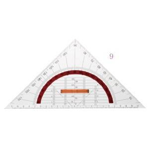 Protractor with Replacement Handle