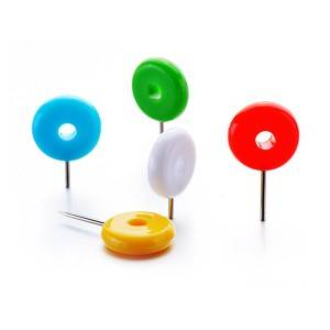 Doughnut Push Pins