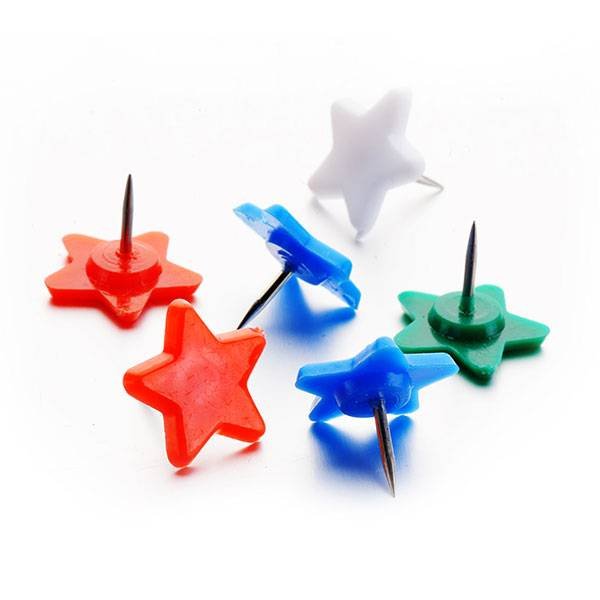 Star Push Pins Featured Image