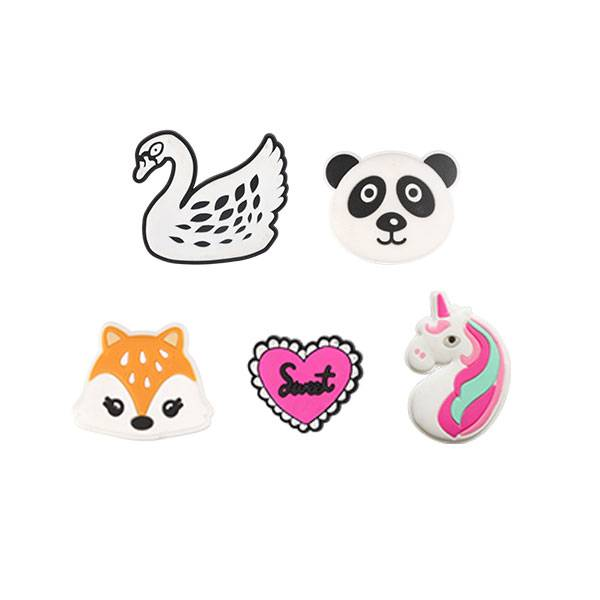 Best Price for Supplier Badge Clips - PVC Icon Magnets – Aiven