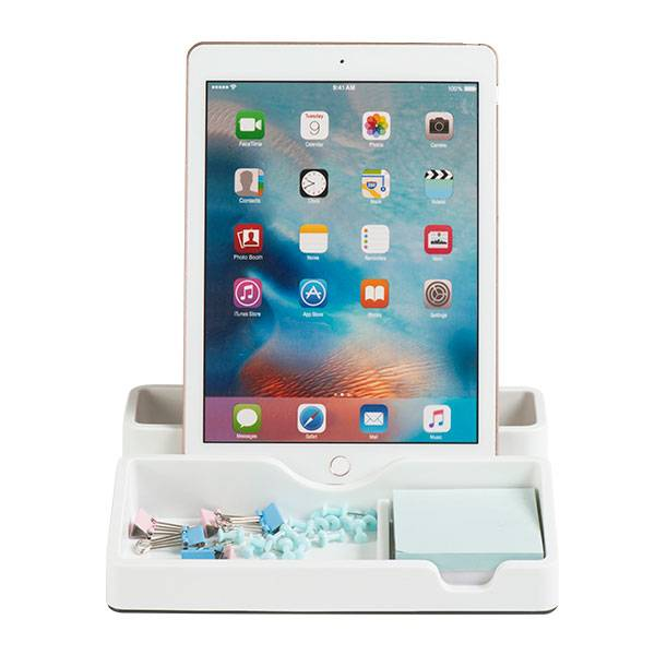 Tablet Combination Desktop Organizer Featured Image