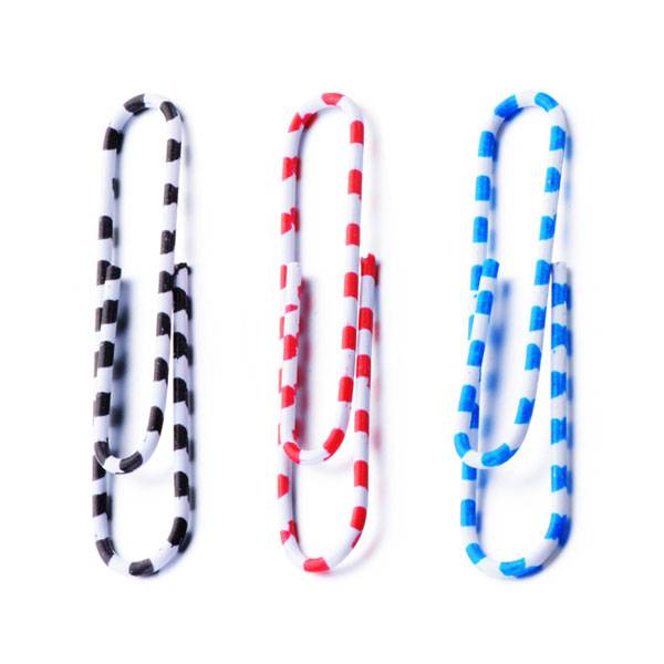Zebra Paper Clips Featured Image