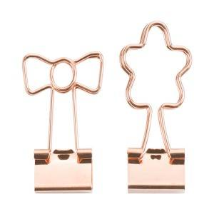 Hot Selling for Producer Fancy Binder Clip -