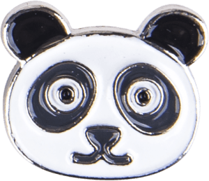 Plastik Drop raptiye Shape panda