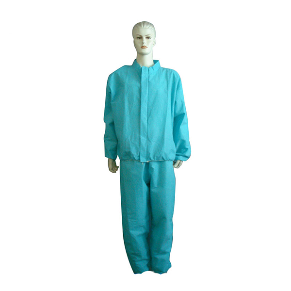DISPOSABLE COVERALL Featured Image