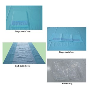 China OEM Polyester Surgical Gowns - Equipment Cover – Akso