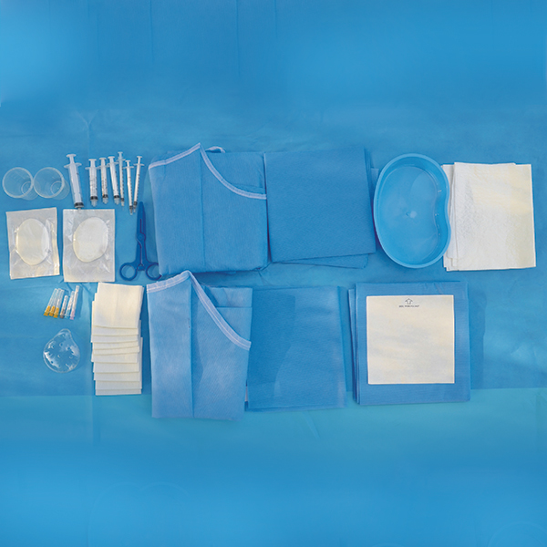Ophthalmology Surgical Drape Pack