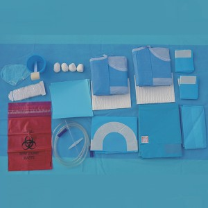 Best quality Disposable Work Suits - Dental Pack – Akso