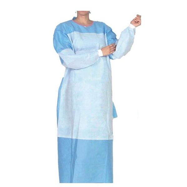 OEM manufacturer Surgical Table Drape - REINFORCED SURGICAL GOWN – Akso