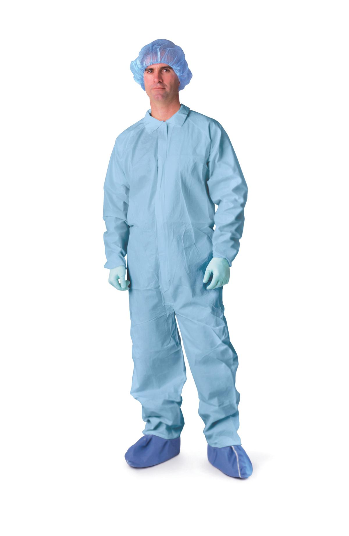 Why wear a surgical gown?
