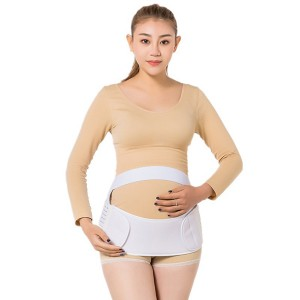 One of Hottest for Clavicle Support Brace - Maternity Belt, Brethable Pregnancy Support Belt Belly Band, Back, Abdomen, Belly Binder for Women Prenatal Brace – Akso