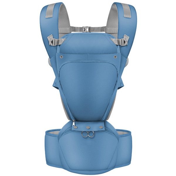 Baby Carrier with up to 9 Carrying Position and Ergonomic Design Includes New Features like External Pockets, Pacifier Clip Loop,Key Clip & Credit Card Hold