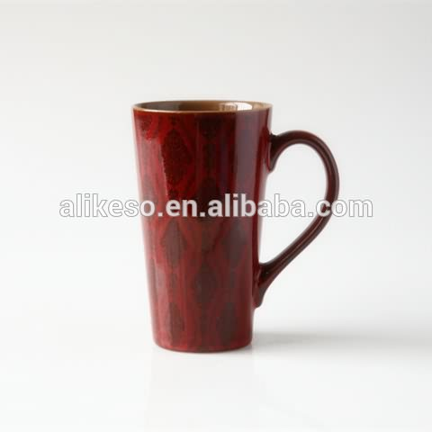 16oz tall ceramic coffee mugs