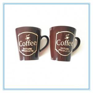 Porcelain Mug Manufacturer Provide Customize Hand Painting Coffee Mugs Stoneware Cups