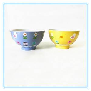 Factory Newly Color Tableware Stoneware Bowls Ceramic Mixing Salad Bowl