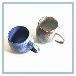 Australia Style New Design Ball Shape Mug Stoneware Mug Ball Cup