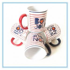 Ceramic Sublimation Blank Small Mug Decal Stoneware mug