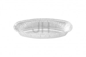 High definition Aluminum Foil Pan - Oval Container OV395 – Jiahua