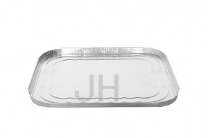 Big discounting Aluminum Dish Pan - Rectangular container REL5550R – Jiahua