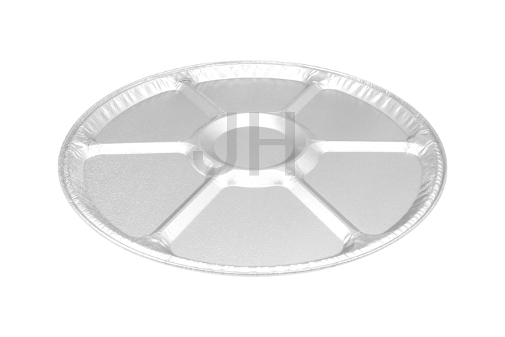 OEM/ODM Manufacturer Aluminium Catering Trays - 18″ Lazy Susan Cater Tray PZ18-C – Jiahua