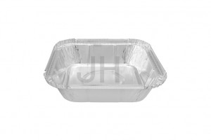 Professional China Aluminium Food Storage Containers - Square Foil Container SQ550 – Jiahua