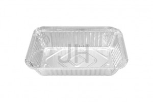 Discount wholesale Aluminum Muffin Pan - Rectangular container RE780 – Jiahua