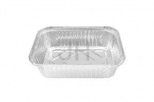Chinese Professional Foil Pans With Foil Lids - Rectangular container RE880 – Jiahua