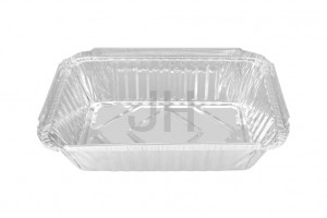 Wholesale Discount Foil Food Trays - Rectangular container RE1330 – Jiahua