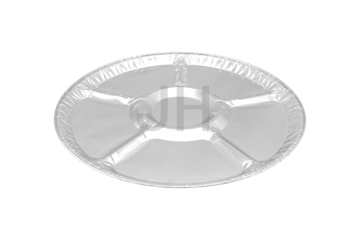 Factory directly supply Foil Cake Pan - 16″ Lazy Susan Cater Tray PZ16-C – Jiahua