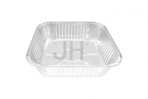One of Hottest for Aluminum Tray With Cover - Square Foil Container SQ1450R – Jiahua