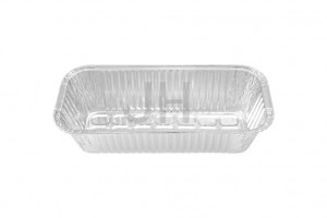Online Exporter Aluminum Foil Cooking Pans - Rectangular container RE579R – Jiahua