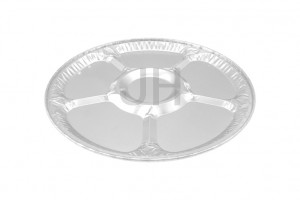 Super Lowest Price Half Tray Catering - 12″ Lazy Susan Cater Tray PZ12-C – Jiahua