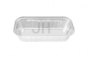 Renewable Design for Tin Foil Food Containers - Rectangular container RE1500 – Jiahua